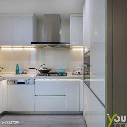 现代豪华橱柜设计图