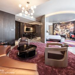 深圳硬石酒店房间设计图