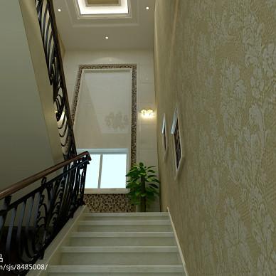 别墅楼梯_3086189