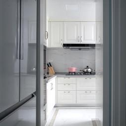 简美厨房设计图