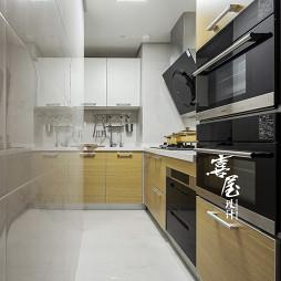 小户型北欧厨房设计图