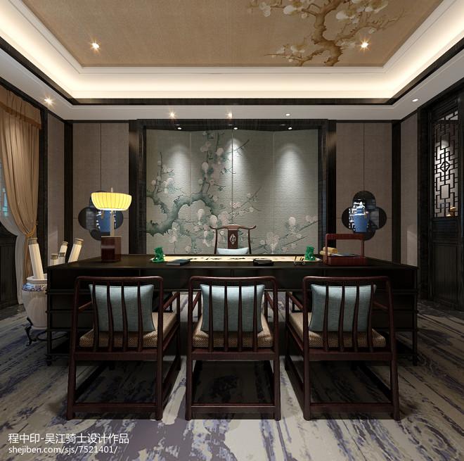 新中式办公室_3096615