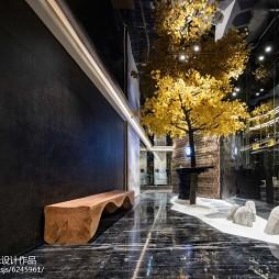 金樹日本餐廳庭院设计图