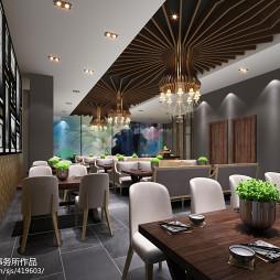 湘菜馆设计_3099733