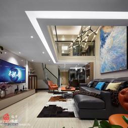 40平方小公寓客厅设计图