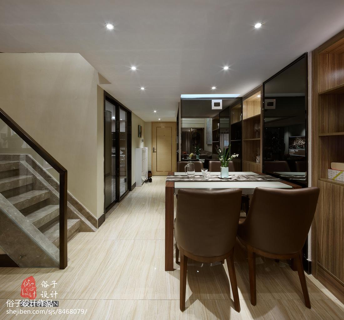 卫生间实景_40平方小公寓餐厅设计图 – 设计本装修效果图