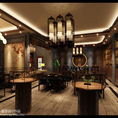 茶楼的设计_3106732