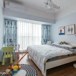 162㎡现代儿童房设计图片