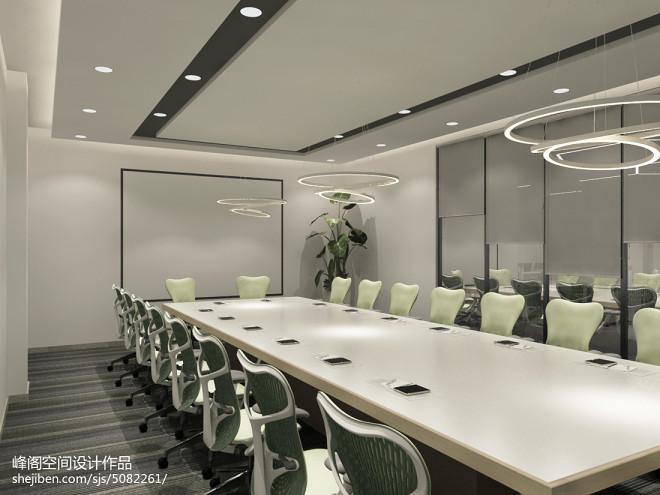 【峰阁空间】——津南锦联办公室_31