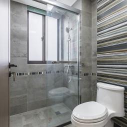 雅致时尚现代卫浴设计图片