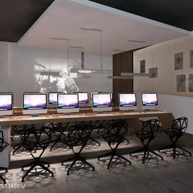办公室空间设计_3115542