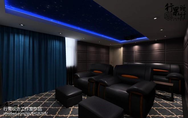 私人影院设计效果图_3125238