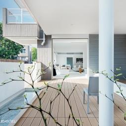 现代别墅花园设计图