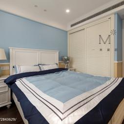 美式二居儿童房设计图片