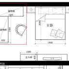 用一排栏杆做成个假阳台,给设计师打cal_3132080