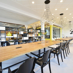Co-Working Space吊灯设计图