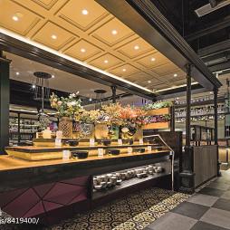 蒸锅瘾杭州滨江宝龙店设计图