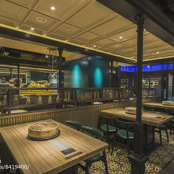 蒸锅瘾杭州滨江宝龙店设计图片