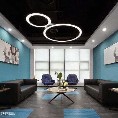 Leaderment office休闲区设计图片