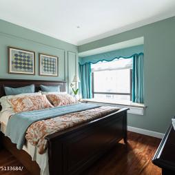 三居混搭卧室设计图片