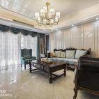 197平欧式客厅设计图片