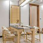 三居中式餐厅设计图片