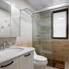 经典美式卫浴实景图