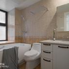 经典美式卫浴设计图片