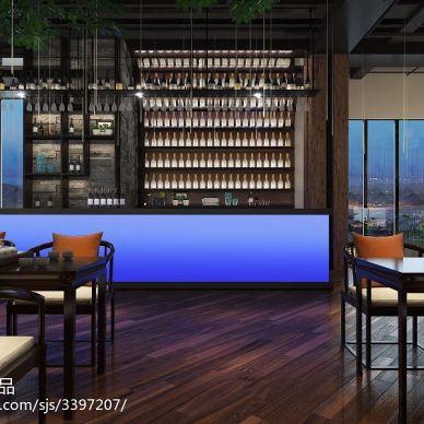 河南濮阳音乐餐厅设计_3155905