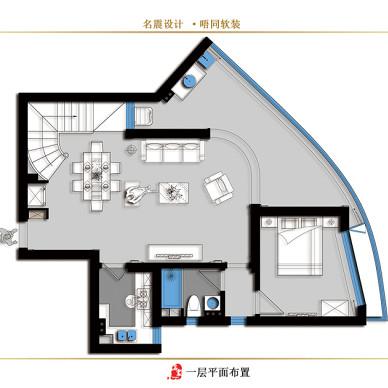 杭州名震设计·唔同软装 ︱【心之所向】_3161468