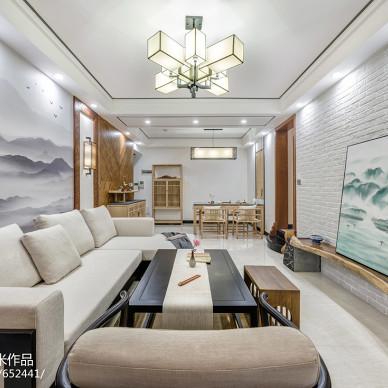 金泉山庄客厅设计图