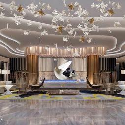 现代风格精品酒店空间设计_3167033