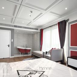 精品酒店套房设计