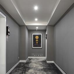 精品酒店走廊设计图