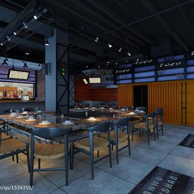 乐松汽车餐厅