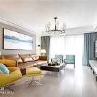 现代高级客厅设计图
