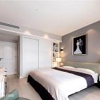 现代高级灰卧室设计图片