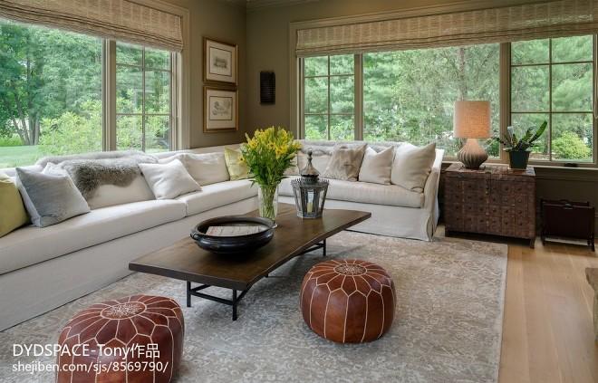 九月森林别墅客厅设计图