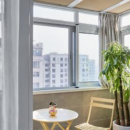 现代小阳台设计图