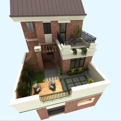 叠墅住宅设计