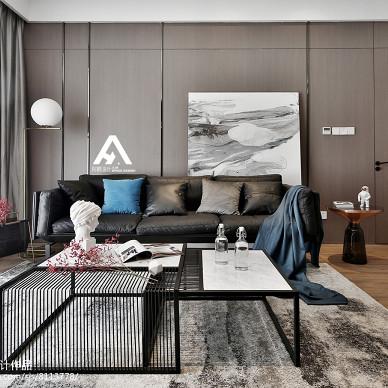 现代客厅背景画设计图