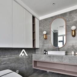 现代洗手台设计图片