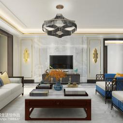 新中式别墅_3197074