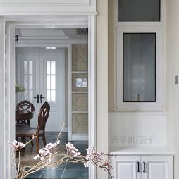 美式入户玄关设计图片