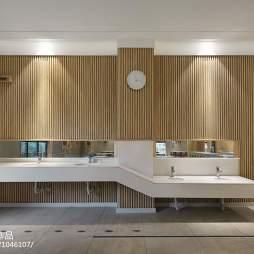 金色童年绿地幼儿园洗手间设计图