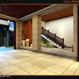 二龙山,9号院设计_3198534
