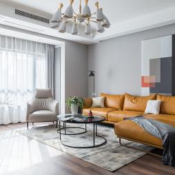 台式风客厅沙发设计图