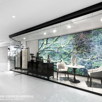新中式家居展厅_3204768