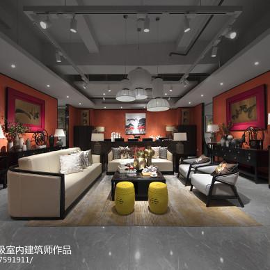 新中式家居展厅_3204771