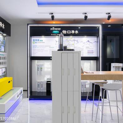 轻奢科技风|电器展厅&办公设计_3207301